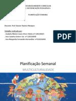 Desenv. Curricular - Plano de Aula- Multiculturalidade. Pptx