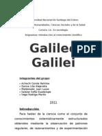 Galileo Galilei Intoconcien