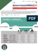 L'economia emiliana è forte, il terremoto sarà presto un ricordo