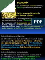 Economía unidad 1-2011