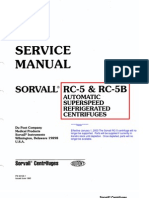 RC5_5B Automatic Superspeed Refrigerated Centrifuges