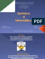 Informatica y Quimica