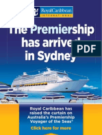 Cruise Weekly for Thu 22 Nov 2012 - Antarctic strike, Royal Princess, Voyager of the Seas arrival and much more...
