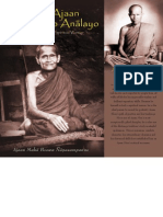 Venerable Ajaan Khao Biography