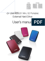 S-Series User Manual en Rev00