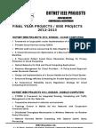Cms - Dotnet Ieee Projects 2012 - 13
