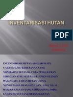 INVENTARISASI HUTAN ISMAIL2