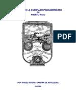 Angel Rivero - Crónica de la Guerra Hispano-Americana en Pue
