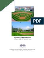 Btf Field Maintenance Guide