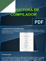 Estructura de Compilador