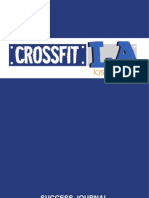 CrossFit Wod Tracking Journal