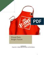 Home Depot Strategic Audit Sample