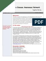 November 2012 RDAN Newsletter