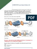 Implémentation d'openvpn final