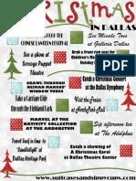 Christmas in Dallas Checklist