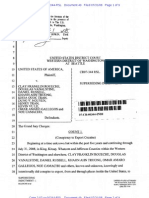 2008 indictment naming Clay Roueche, Doug Vanalstine and other members of the UN gang