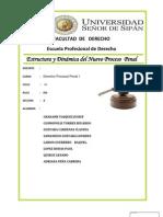 Monografia de Procesal Penal
