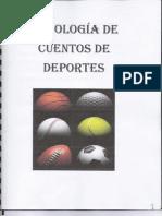 Creacion de Antologia de Cuentos Deportes