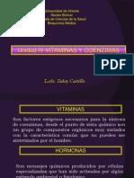 Vitaminas y Coenzimas Parte I[1] ZULAY