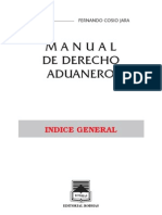 Manual Aduanas