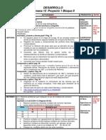 Semana 13 Proyecto 1 Bloque 2 PDF