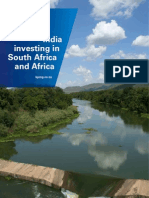 India Investing in South Africa and Africa