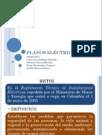 PLANOS ELÉCTRICOS