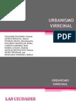 URBANISMO VIRREINAL