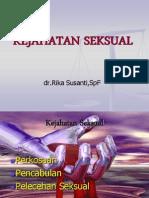 Kejahatan Seksual(Rk)