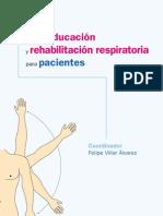 Guias Pacientes - Rehabilitacion Respiratoria