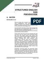 Modul Pseudocode