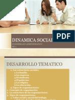 Dinamica Social Unidad 4
