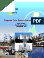 2010 Aspbi Data Dissemination - Region 5
