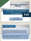 Principles of Exodontia