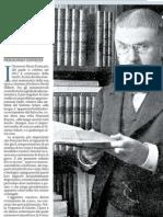 Piergiorgio Odifreddi su Henri Poincaré - La Repubblica 22.11.2012