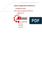 JBoss Enterprise Application Platform 5 Installation Guide en US