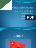 Comparative Accounting - China & India