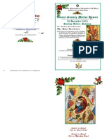 Sunday Matins Hymns - Tone 4 - 23 December 2012 - 29th AP - Before Nativity
