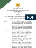 Permenaker No 12 Th 2012 Ttg Rencana Pembangunan Jangka Panjang Bidang Ketenagakerjaan Dan Ketransmigrasian Tahun 2010-2025