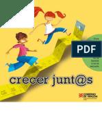 Crecer Juntos Guia Practica Prevencion Violencia Genero Gobierno Aragon