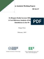 Wp Ea 07 Hess Mergers Efficiency Electricity SFA US