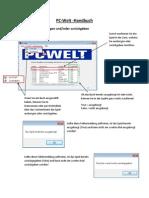 PC Welt Handbuch