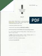 Sklep Senata OSMS z Dne 16.11.2012 47924 2012 Predsednik Stanis