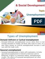 25(a) Unemployment