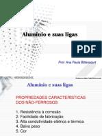 Tecnologia Mecânica - Aluminio e suas ligas