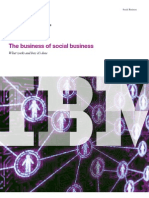 The Business of Social Business [Report]