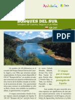 Sendero GR247 Sendero de Cazorla, Segura y Las Villas. 22nov12
