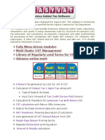 Gujarat_VAT_software