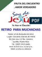 Retiro 2012