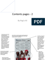 Contents Pages - 2